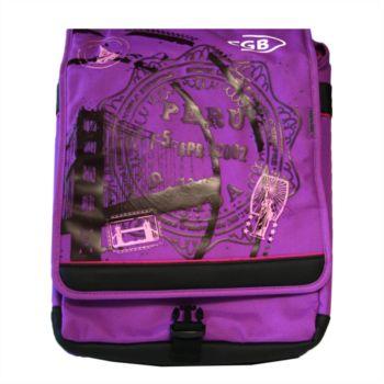 Mochila para portátil travel 300 lila Soyntec 16.4'' Cgb