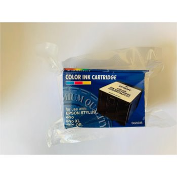 Cartucho Epson color 720 Dpi S020036